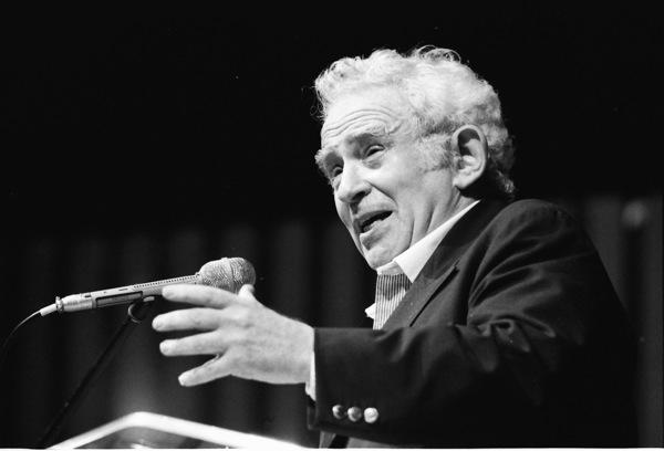 Norman Mailer 1988
