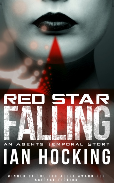 Red star falling cover